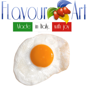 FLAVOURART Cooked EGG Yolk