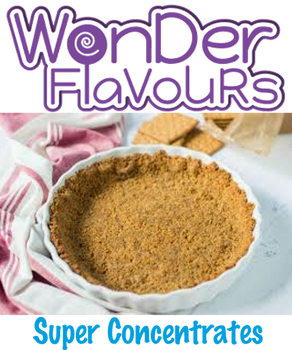 Wonder Flavours Graham Cracker Pie Crust