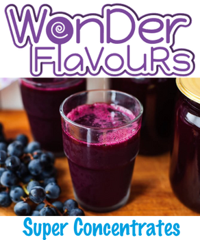 Wonder Flavours Grape Juice