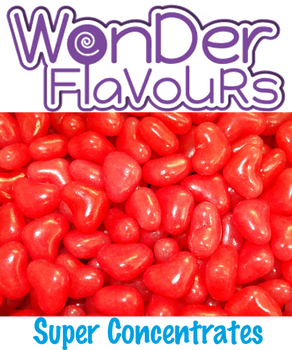 Wonder Flavours Raspberry Jelly Bean