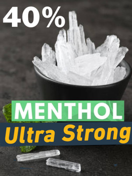 Menthol ( Ultra ) Concentrate 40%