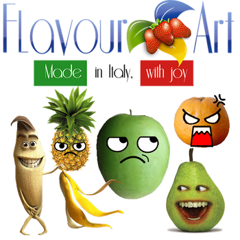 FLAVOURART Mad Fruit Mad Mix