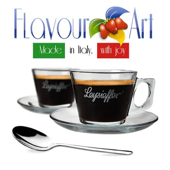 FLAVOURART Coffee Espresso Dark Bean