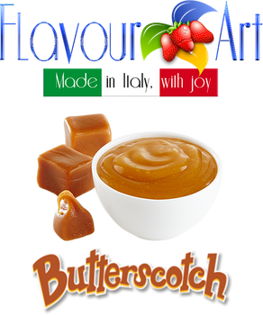 FLAVOURART Butterscotch