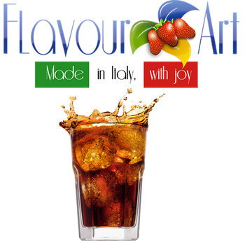 FLAVOURART Cola USA Pleasure
