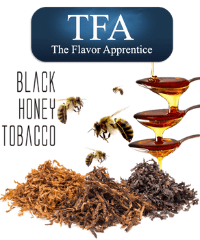 FLAVOR APPRENTICE Black Honey Tobacco