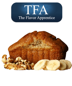 FLAVOR APPRENTICE Banana Nut Bread