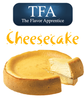FLAVOR APPRENTICE Cheesecake Graham Crust