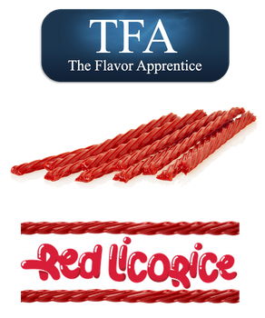 FLAVOR APPRENTICE Red licorice