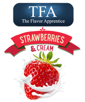 FLAVOR APPRENTICE Strawberries and Cream