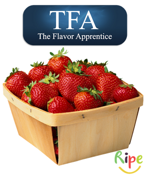 FLAVOR APPRENTICE Strawberry Ripe