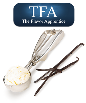 FLAVOR APPRENTICE Vanilla Bean Ice Cream