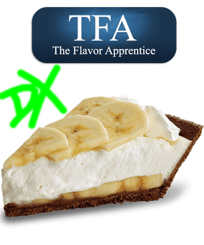 FLAVOR APPRENTICE Banana Cream DX