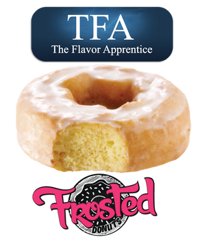 FLAVOR APPRENTICE Frosted Donut