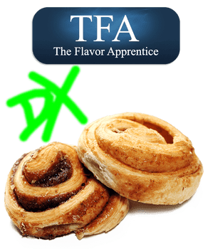 FLAVOR APPRENTICE Cinnamon Danish DX