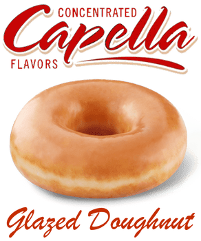 CAPELLA Glazed Doughnut