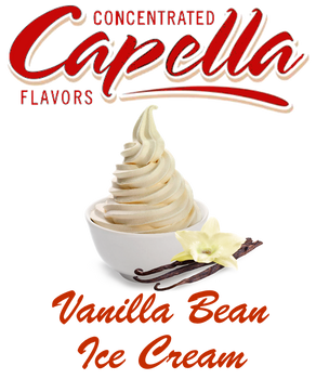 CAPELLA Vanilla Bean Ice Cream