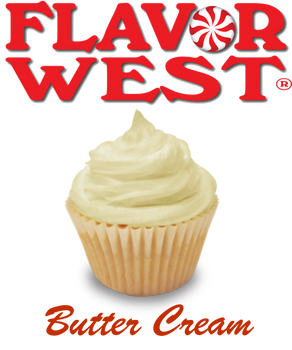 Flavor West Butter Cream