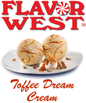 Flavor West Toffee Dream Cream