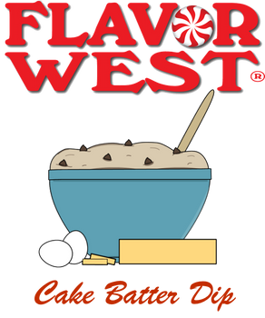 Flavor West Cake Batter Dip