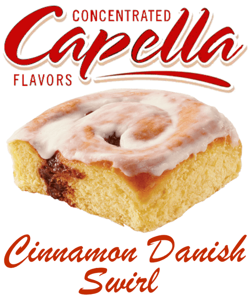 CAPELLA Cinnamon Danish Swirl