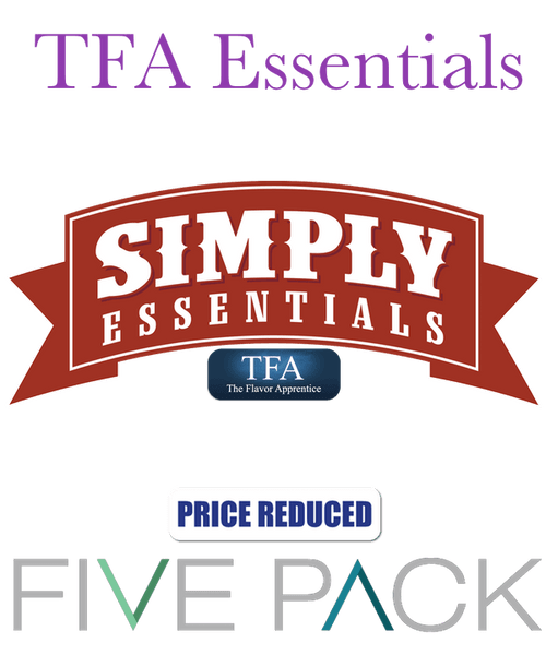 5 Pack TFA Essentials