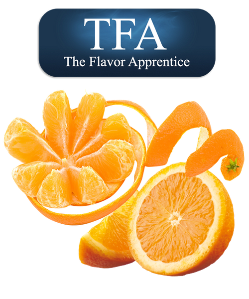 FLAVOR APPRENTICE Orange Mandarin