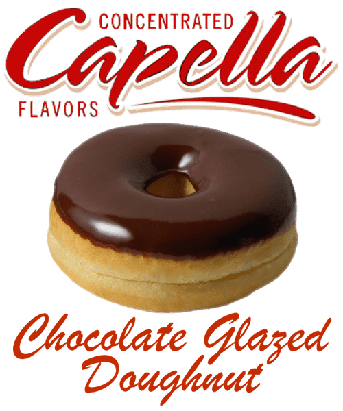 CAPELLA Chocolate Glazed Doughnut