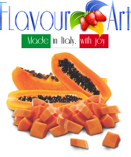 FLAVOURART Papaya