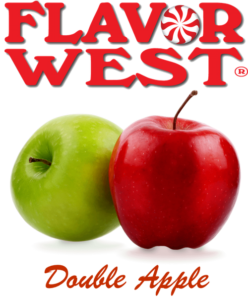 Flavor West Double Apple