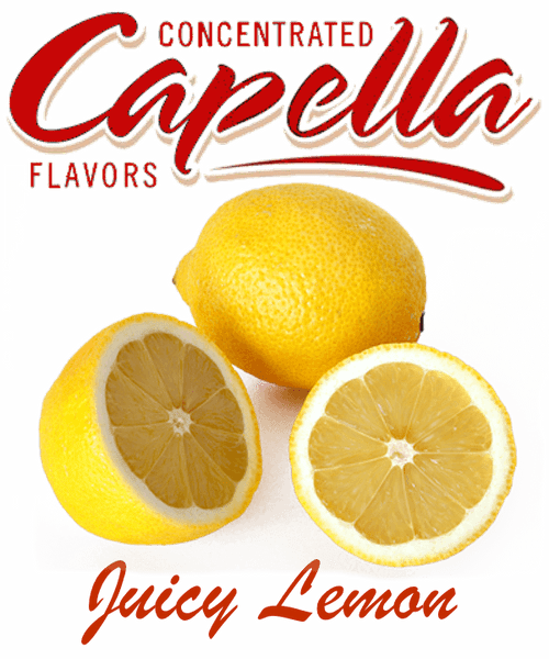 CAPELLA Juicy Lemon