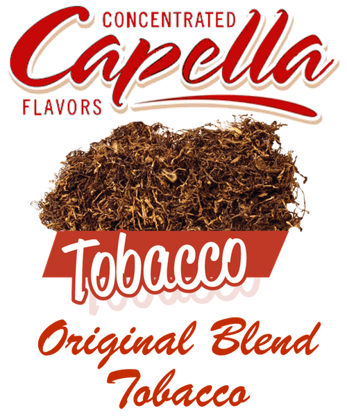 CAPELLA Original Blend Tobacco