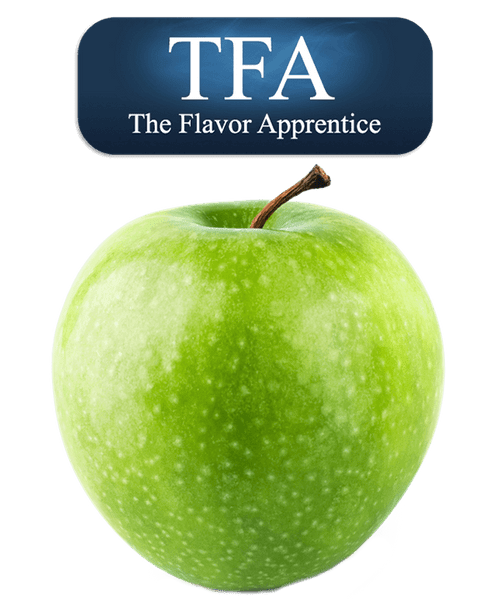 FLAVOR APPRENTICE Apple GREEN