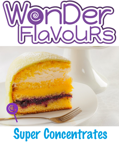 Wonder Flavours Princess Cake