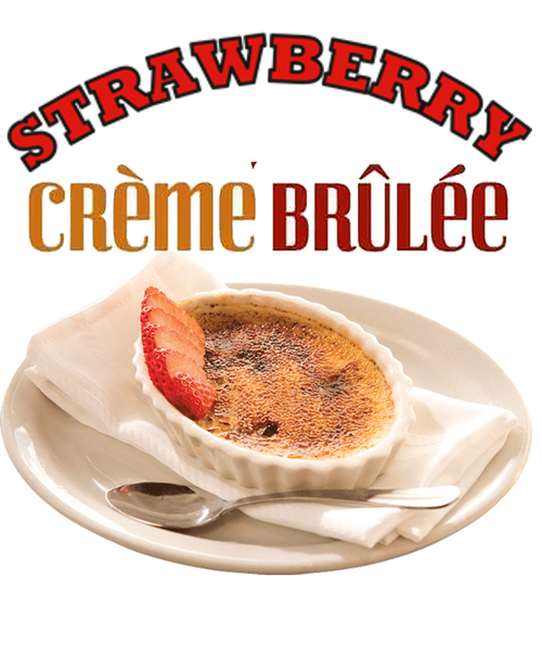 Strawberry Creme Brulee Recipe Pack