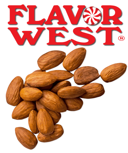 Flavor West Toasted Almond