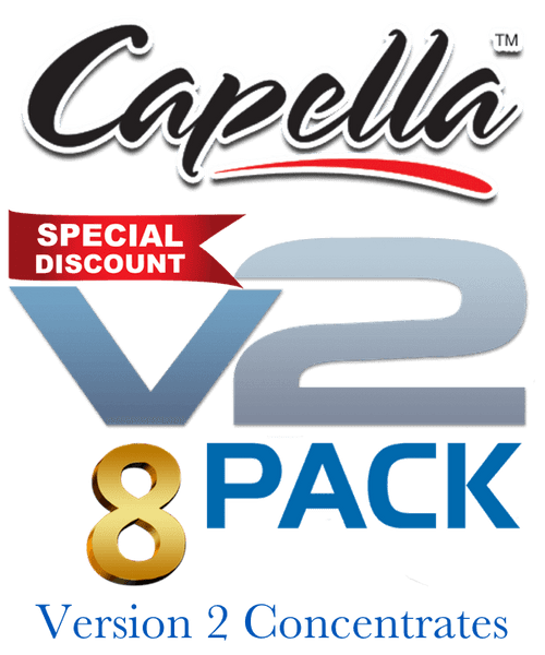 Capella V2 Discounted 8 Pack