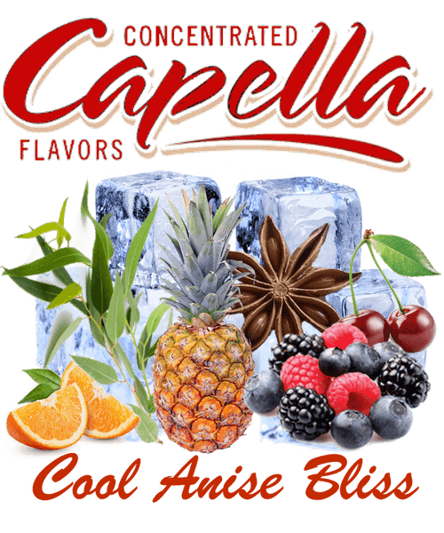 CAPELLA Cool Anise Bliss