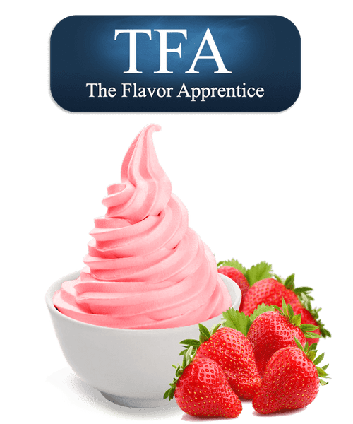 FLAVOR APPRENTICE Strawberry Yogurt
