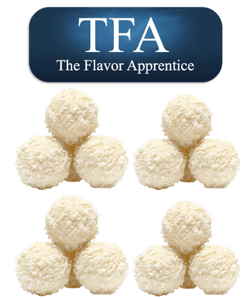 FLAVOR APPRENTICE Coconut Candy