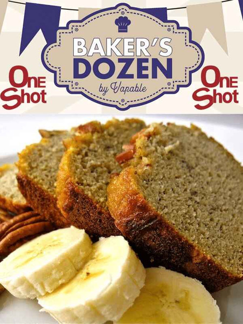 Bakers Dozen - Banana Nut Bread
