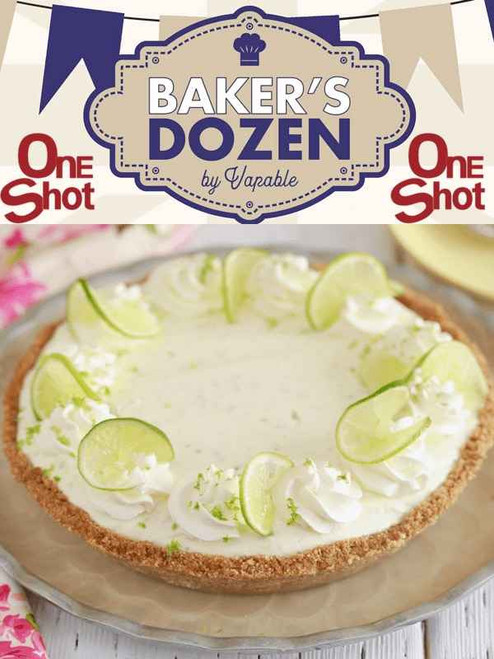 Bakers Dozen - Key Lime Pie