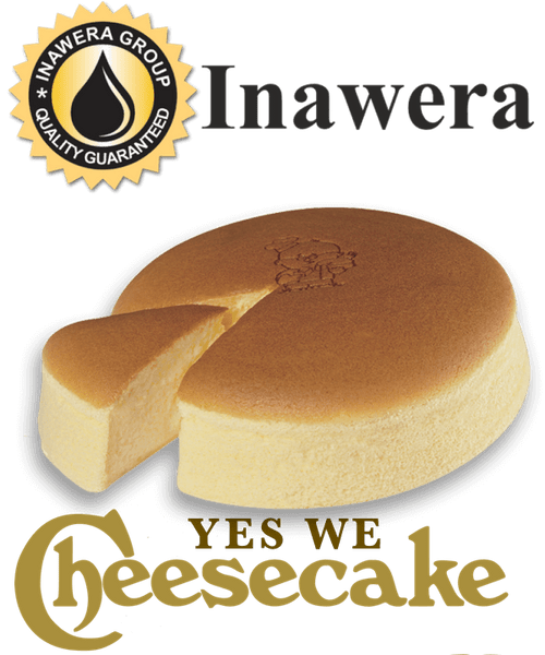 INAWERA YES WE Cheesecake
