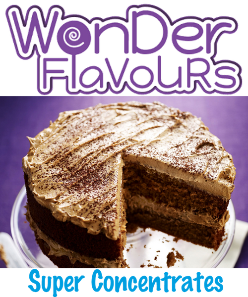 Wonder Flavours Coffee Cake