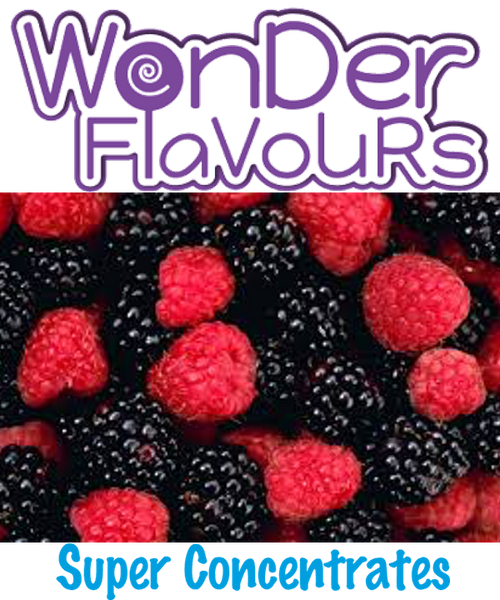 Wonder Flavours Boysenberry Raspberry