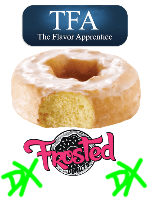 FLAVOR APPRENTICE Frosted Donut DX