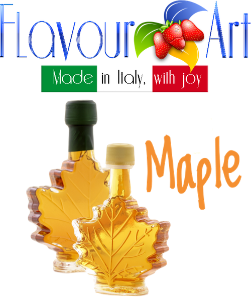 FLAVOURART Maple Syrup