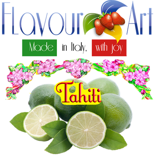 FLAVOURART Lime Tahiti COLD PRESSED