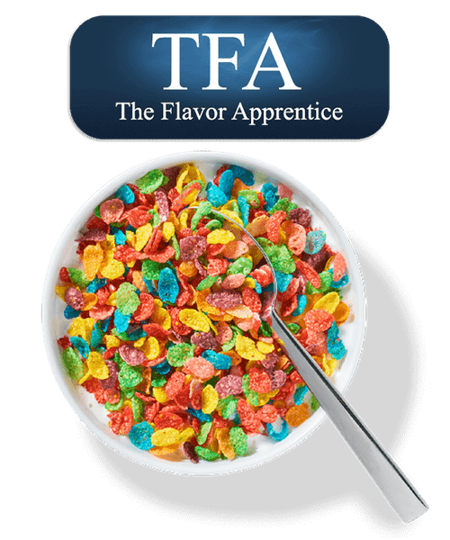 FLAVOR APPRENTICE Berry Crunch Cereal