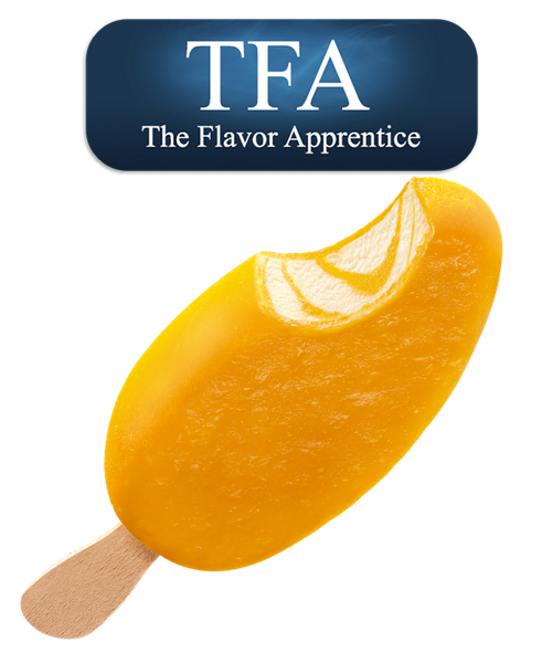 FLAVOR APPRENTICE Orange Cream Bar